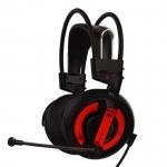 Tai nghe chụp tai E-Blue EHS013RE (Đỏ)