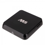 Android TV Box M8S - 8GB / Qual-core / 2GB
