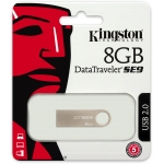 USB 2.0 8GB Kingston SE9 Data Traveler 101G2