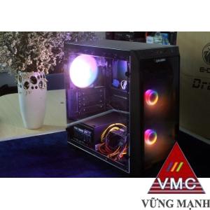 Vỏ case E-Dra Dragon mATX -  ITX