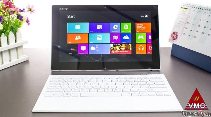 Laptop siêu di động - Tablet cực mạnh