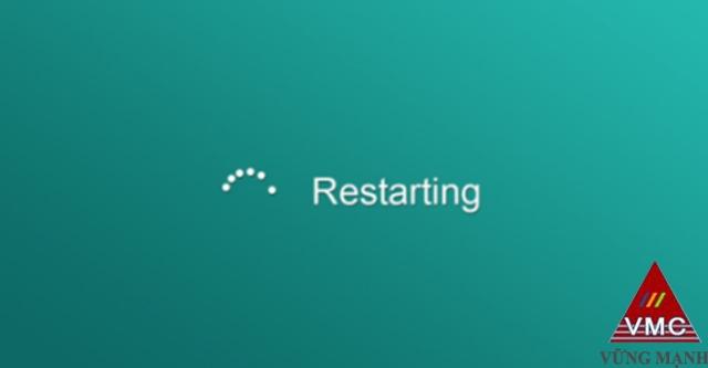 3 tác dụng của việc khởi động lại máy tính