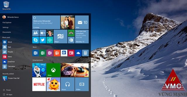 Microsoft có thể xâm nhập máy tính cá nhân thông qua Windows 10
