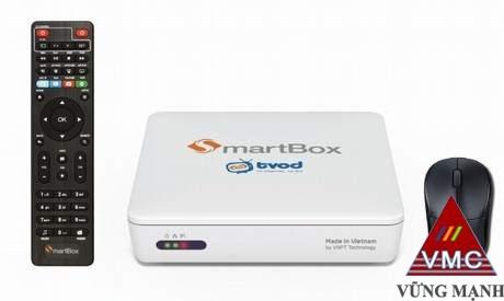 VNPT SmartBox 2 Tivi box đa chức năng đáng lựa chọn?