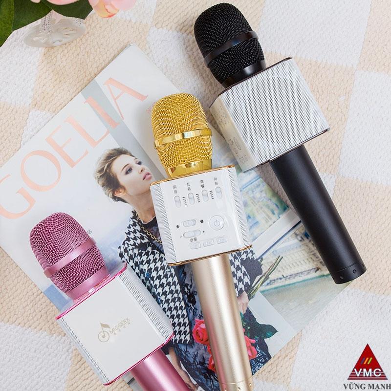 micgeek q9 micro hat karaoke kiem loa bluetooth cho dien thoai android, iphone 25