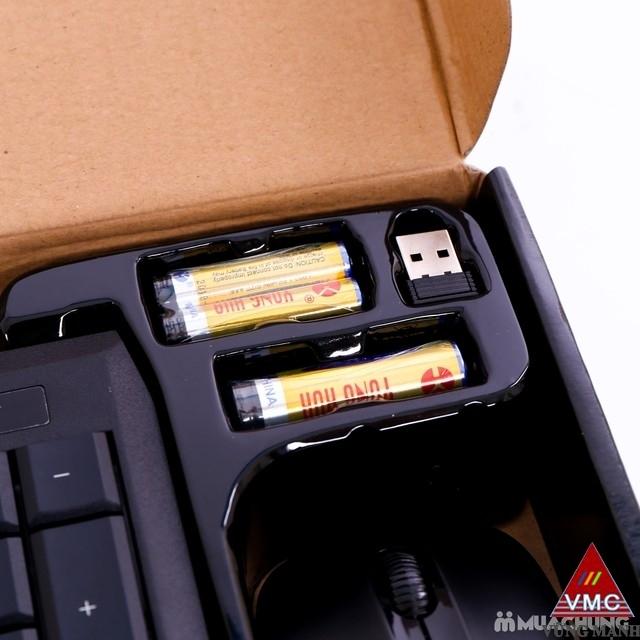 Bộ chuột và bàn phím không dây Glatten KM-186 - 6