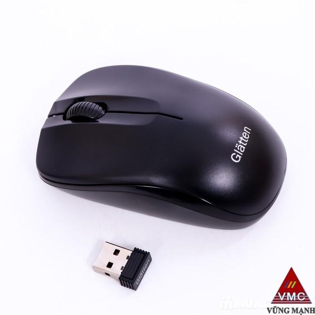 Bộ chuột và bàn phím không dây Goldel Field KM-168 - 3